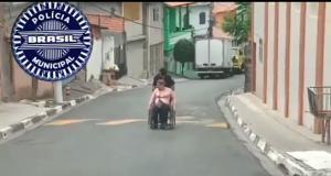 gcm cadeirante carapicuíba