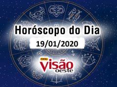 horóscopo do dia 19 01 2020 de hoje