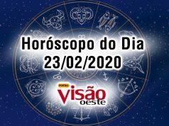 horoscopo do dia 23 02 de hoje