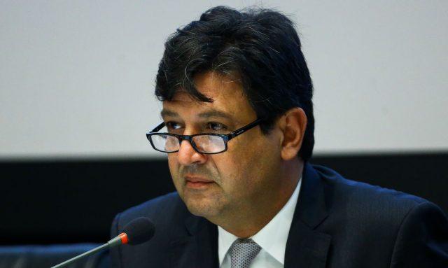 mandetta ministro da saúde coronavírus