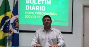 Prefeito de Santana de Parnaíba pede respeito a Bolsonaro, mas mantém quarentena
