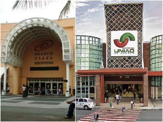 osasco plaza e shopping união coronavírus