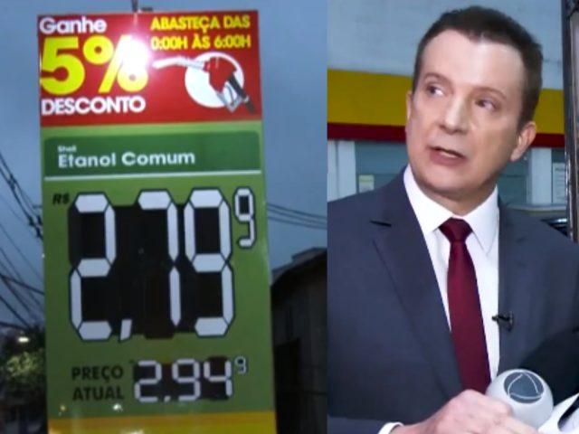 posto de combustíveis osasco patrulha do consumidor cidade alerta