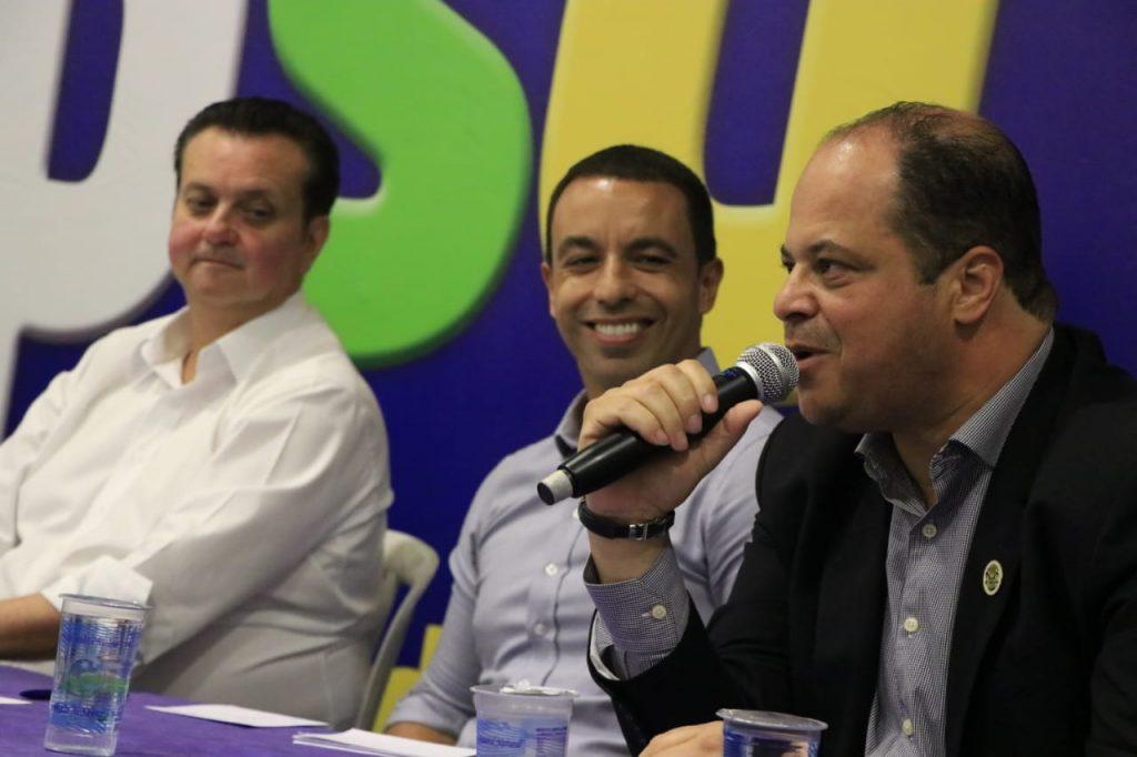 """""""Vamos montar uma chapa forte. Queremos eleger pelo menos 4 vereadores com o PSD"""""""