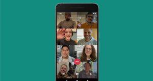 WhasApp vai permitir chamada de vídeo em grupo com 8 pessoas ao mesmo tempo