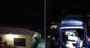 Bandidos trancam idosos em quarto e roubam objetos de casa em Cotia