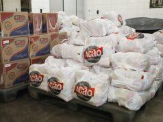 Banco de Alimentos de Osasco recebe 2,5 toneladas de alimentos