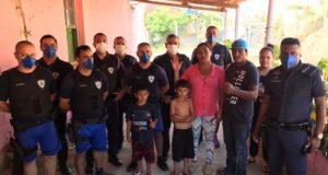 crianças desaparecidas santana de parnaíba são encontradas
