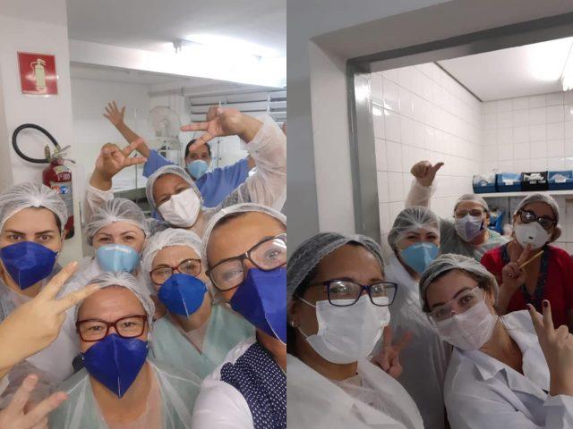 enfermeiras osasco coronavírus
