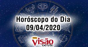 horoscopo do dia quinta-feira 09 04 abril 2020