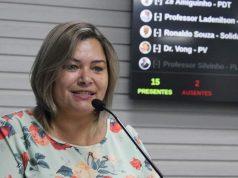Néia Costa anuncia que vai disputar Prefeitura de Carapicuíba