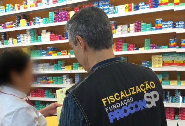 Procon-SP notifica 84% dos estabelecimentos fiscalizados por prática de preços abusivos