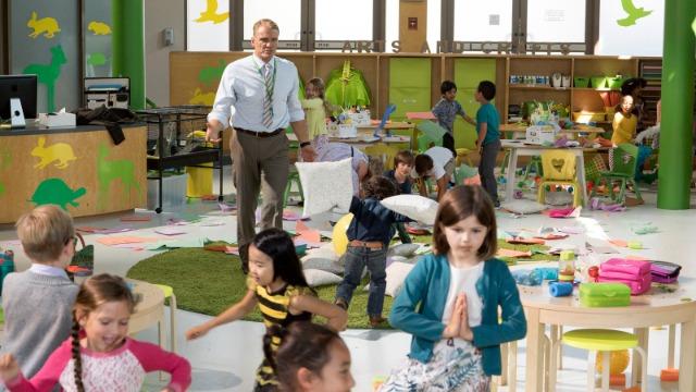 sessão da tarde de hoje 14 04 um tira no jardim de infancia 2 globo