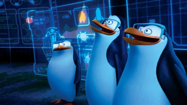 tela quente de hoje 13 04 os pinguins de madagascar globo