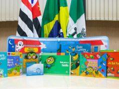 """Alunos do Ensino Infantil de Osasco recebem kit pedagógico """"Mundos do Zé"""""""