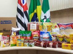 Famílias de Osasco vão receber cesta básica do programa alimento solidário