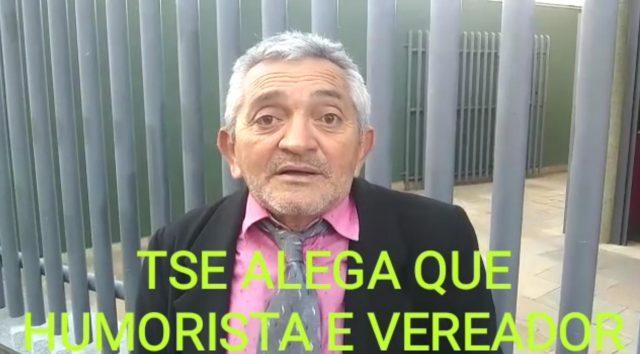 "Humorista de Carapicuíba tem auxílio emergencial negado por ser vereador"" na cidade"