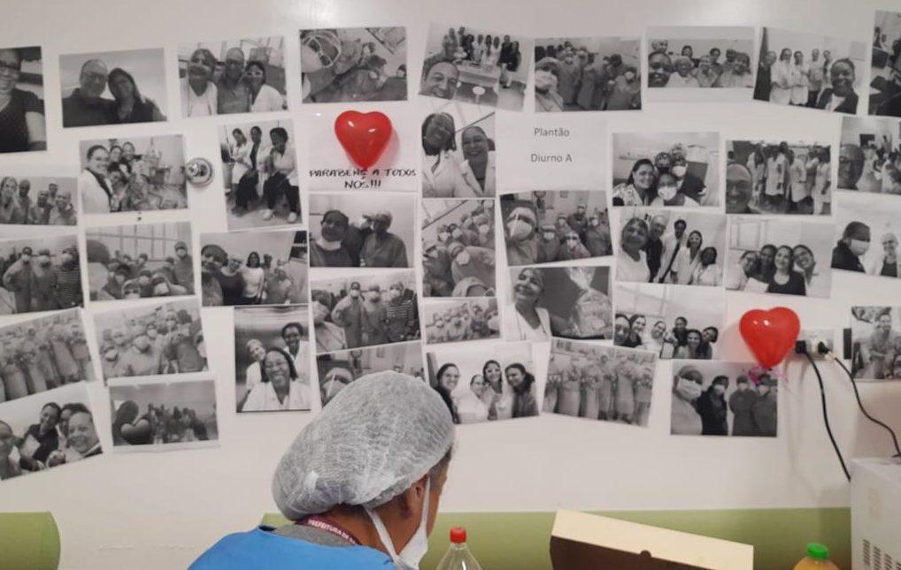 Pastelaria de Barueri doa 200 patéis aos profissionais do pronto-socorro do Jardim Paulista 1