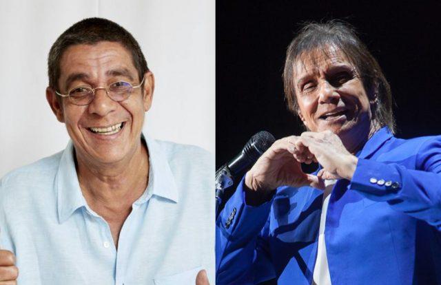 Roberto Carlos, Zeca Pagodinho e Ivete Sangalo fazem lives neste Dia das Mães
