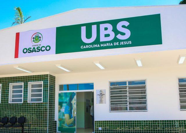 Osasco entrega nova UBS do Jardim Jaguaribe