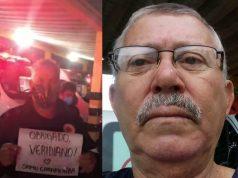 Equipe do SAMU de Carapicuíba homenageia motorista que morreu por coronavírus