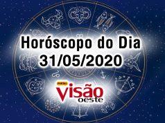 horoscopo do dia 31 05 de hoje