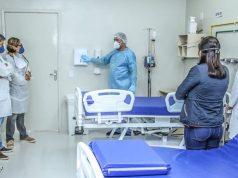hospital de campanha santana de parnaíba