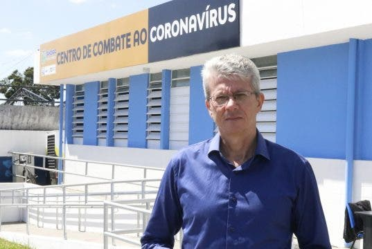 coronavírus jandira
