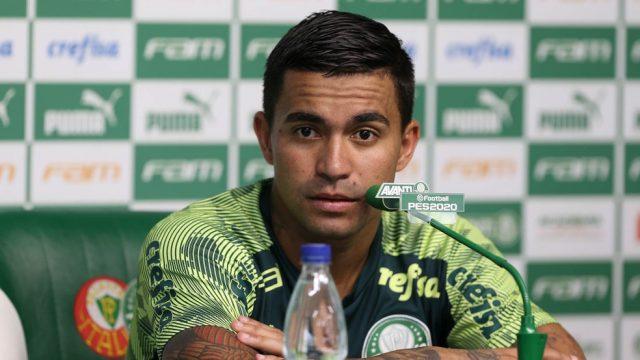 """Ex-mulher diz que Dudu, do Palmeiras, bateu nela até quando estava grávida: """"Não aguento mais apanhar calada"""