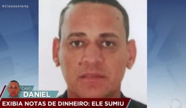 Morador de Carapicuíba desaparecido
