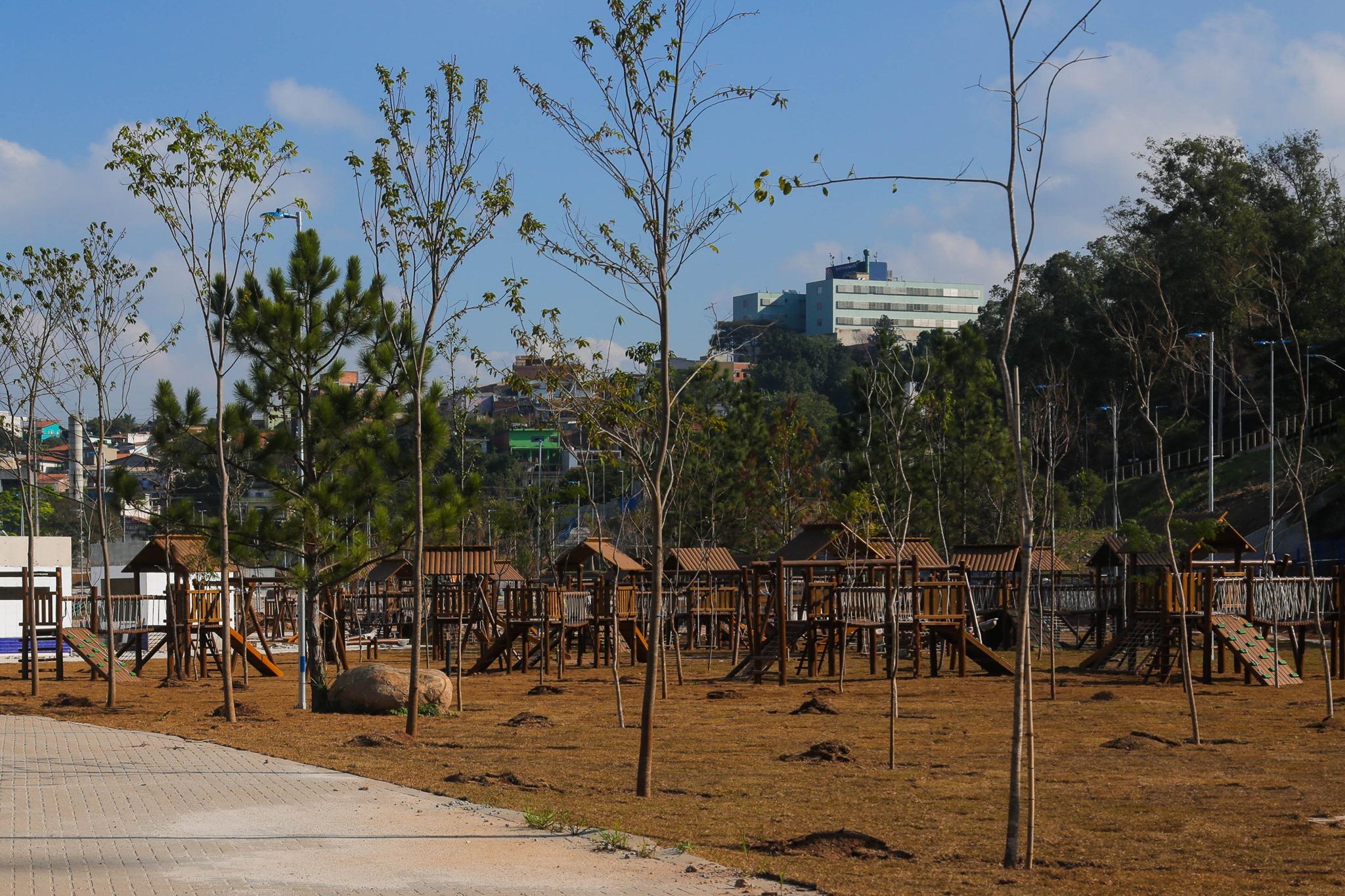 Parque Municipal de Itapevi