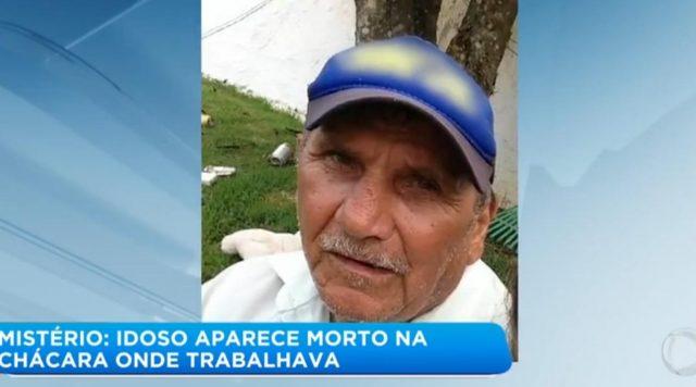 Polícia procura assassino de caseiro encontrado morto em sítio em Santana de Parnaíba