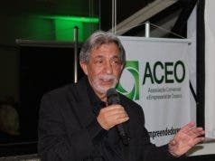 Presidente da Associação Comercial e Empresarial de Osasco Dr Amir Gomes