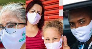 Quem não usar máscara poderá ser multado em R$ 500