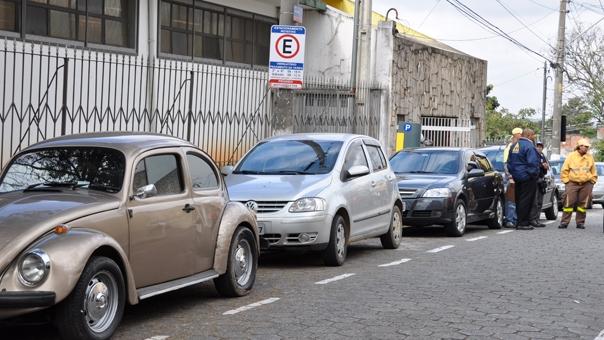 Zona Azul Carapicuíba - Foto Prefeitura