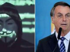 bolsonaro vazamento anonymous