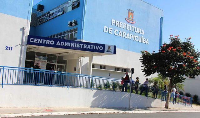 centro administrativo prefeitura de carapicuíba