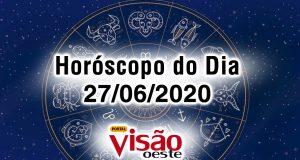horoscopo do dia 27 06 de hoje