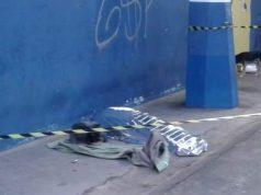 morador de rua encontrado morto em Cotia