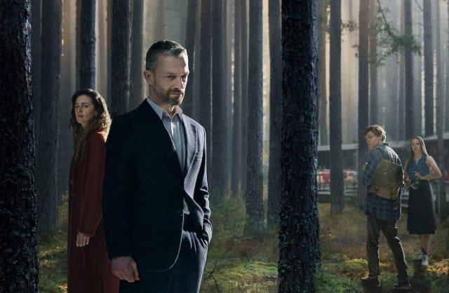netflix silêncio na floresta