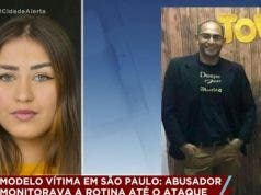 vítima de sequestro e estupro em Cotia