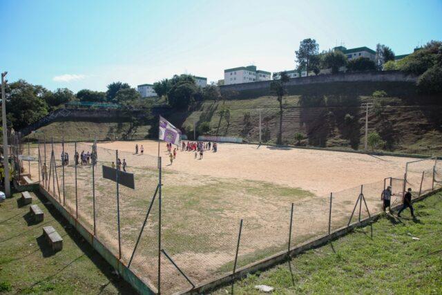 Campo de futebol São Pedro Osasco