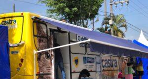 Castramóvel volta a funcionar em Itapevi Felipe Barros ExLibris PMI (1)