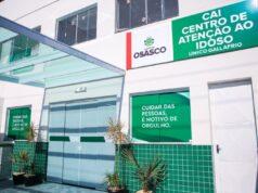 O novo prédio está localizado na rua Osvaldo Collino, 280