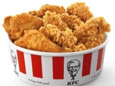 KFC Chicken Share