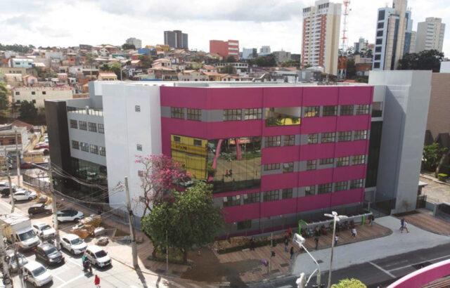 Novo Centro de Especialidades Barueri
