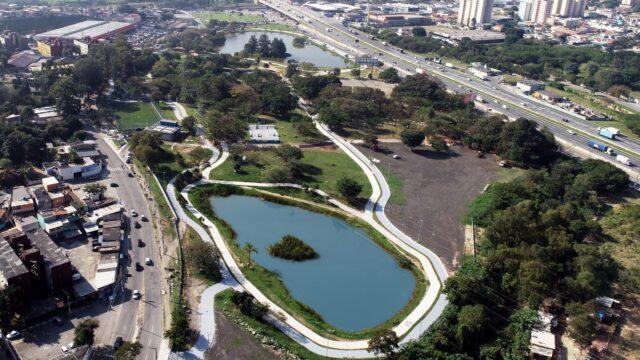 Parque dos Paturis Carapicuíba