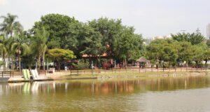 Parque municipal Barueri