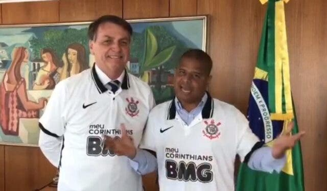 bolsonaro marcelinho corinthians