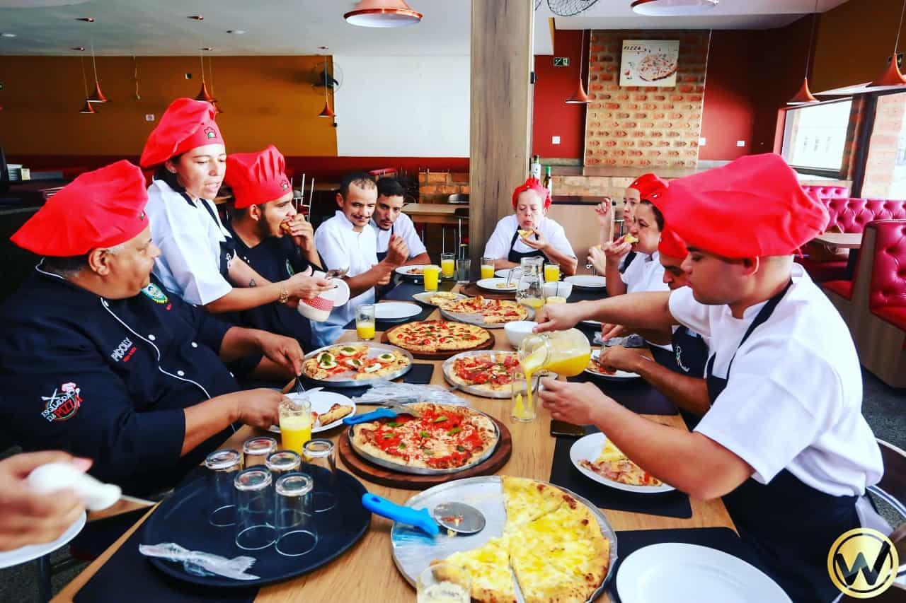 pizzaria jandira